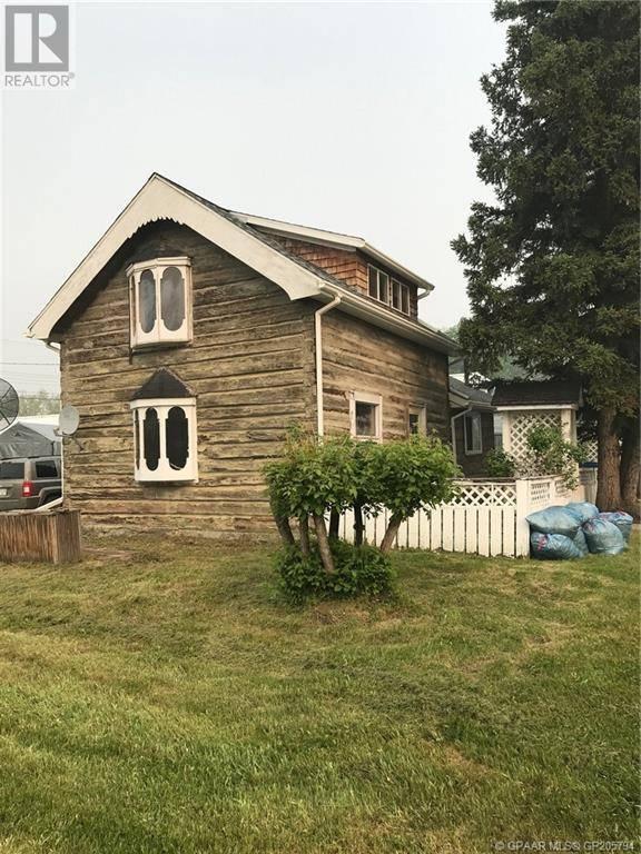 House for sale at 901 3 Ave Beaverlodge Alberta - MLS: GP205794