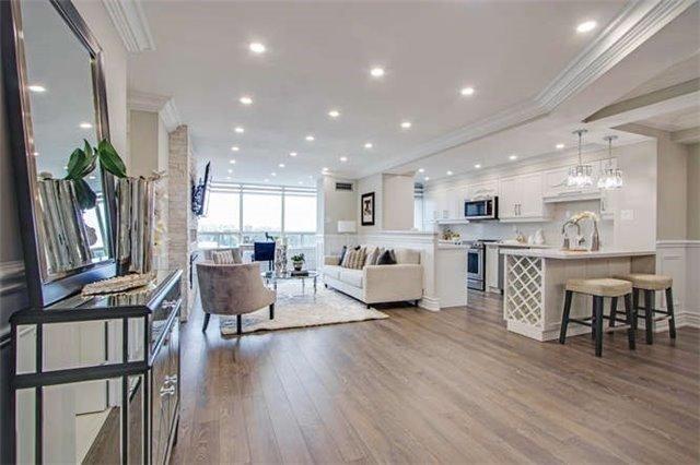 House for sale at 901-343 Clark Avenue Vaughan Ontario - MLS: N4267398