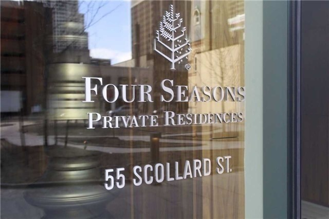 For Sale: 901 - 55 Scollard Street, Toronto, ON | 1 Bed, 1 Bath Condo for $1,090,000. See 10 photos!