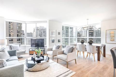 Condo for sale at 717 Jervis St Unit 901 Vancouver British Columbia - MLS: R2395752