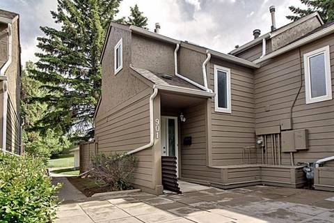 Townhouse for sale at 829 Coach Bluff Cres Southwest Unit 901 Calgary Alberta - MLS: C4254125