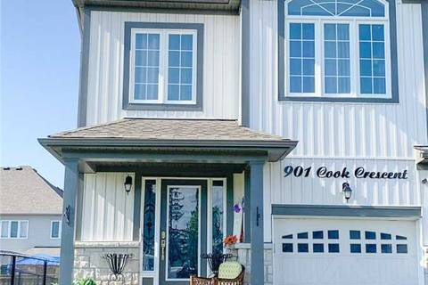 Townhouse for sale at 901 Cook Cres Shelburne Ontario - MLS: X4509301