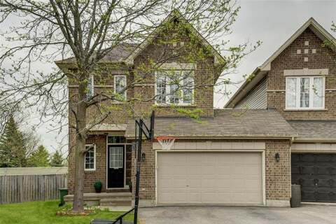 House for sale at 901 Schooner Cres Ottawa Ontario - MLS: 1193227