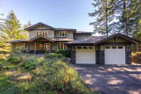 House for sale at 901 Valhalla Pl Bowen Island British Columbia - MLS: R2504866