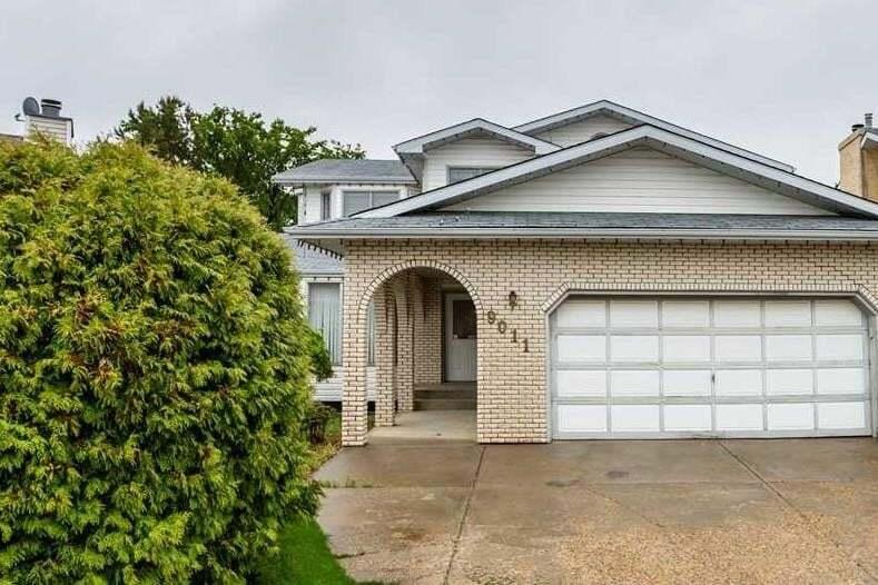 House for sale at 9011 169a Av NW Edmonton Alberta - MLS: E4201366