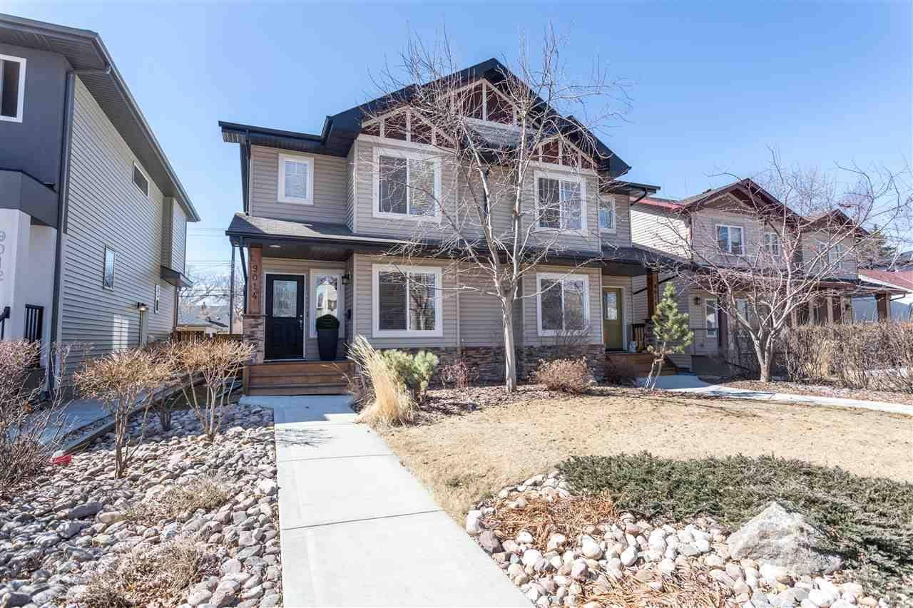 Townhouse for sale at 9014 90 St Nw Edmonton Alberta - MLS: E4194625