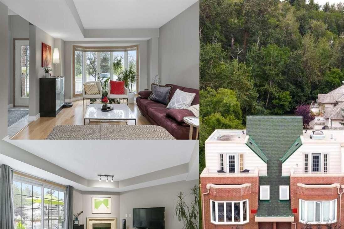 Townhouse for sale at 9015 98 Av NW Edmonton Alberta - MLS: E4211649