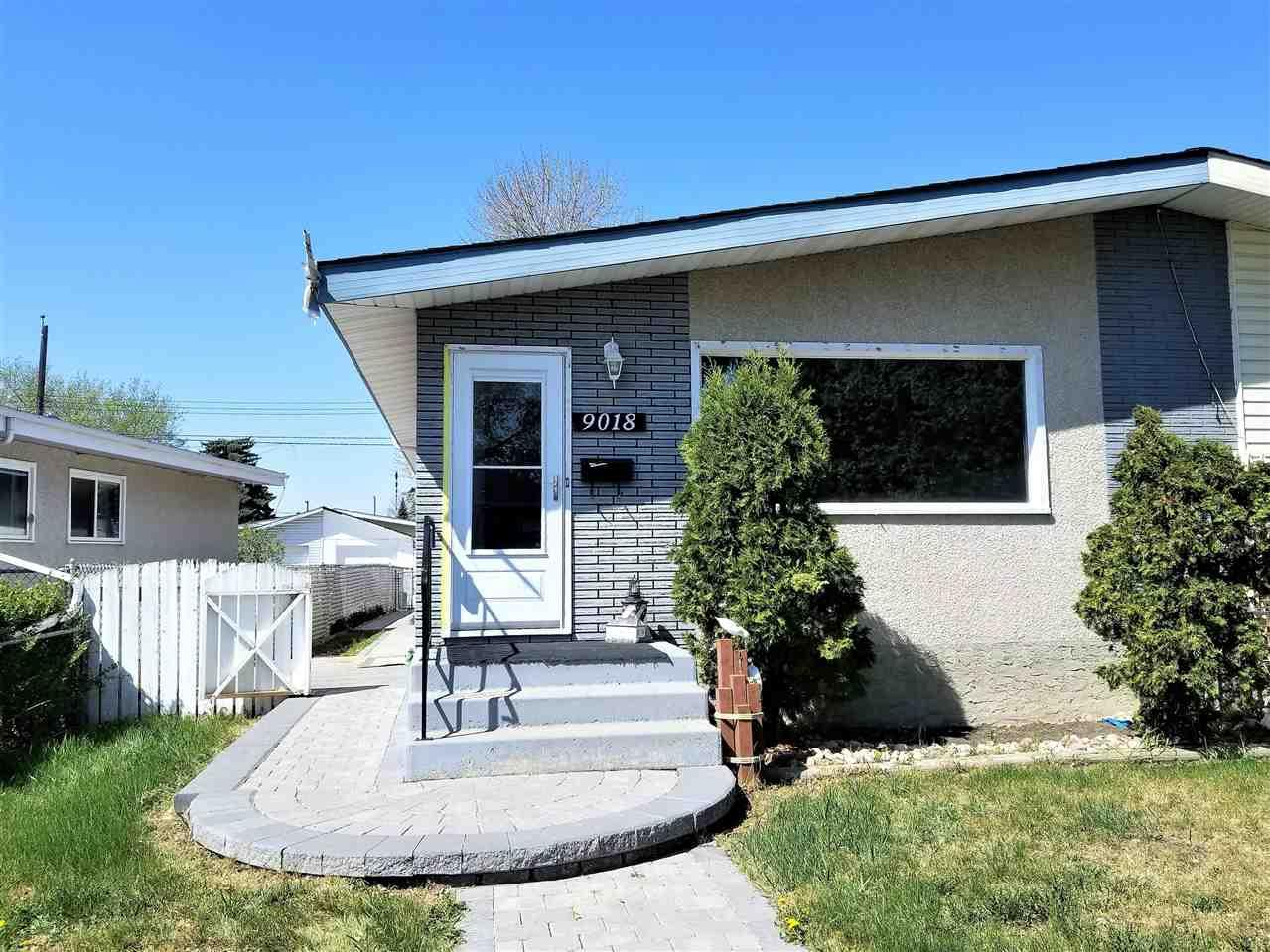For Sale: 9018 - 58 St Nw, Edmonton, AB | 3 Bed, 2 Bath Townhouse for $315,000. See 26 photos!