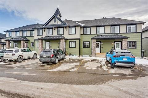 Townhouse for sale at 140 Sagewood Blvd Southwest Unit 902 Airdrie Alberta - MLS: C4288078