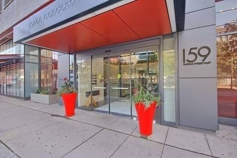 Apartment for rent at 159 Dundas St Unit 902 Toronto Ontario - MLS: C4551057