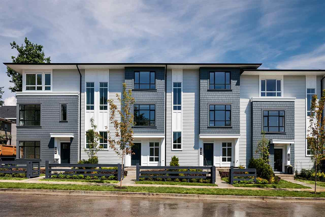For Sale: 16433 Watson Drive, Surrey, BC | 3 Bed, 3 Bath Townhouse for $644,900. See 10 photos!