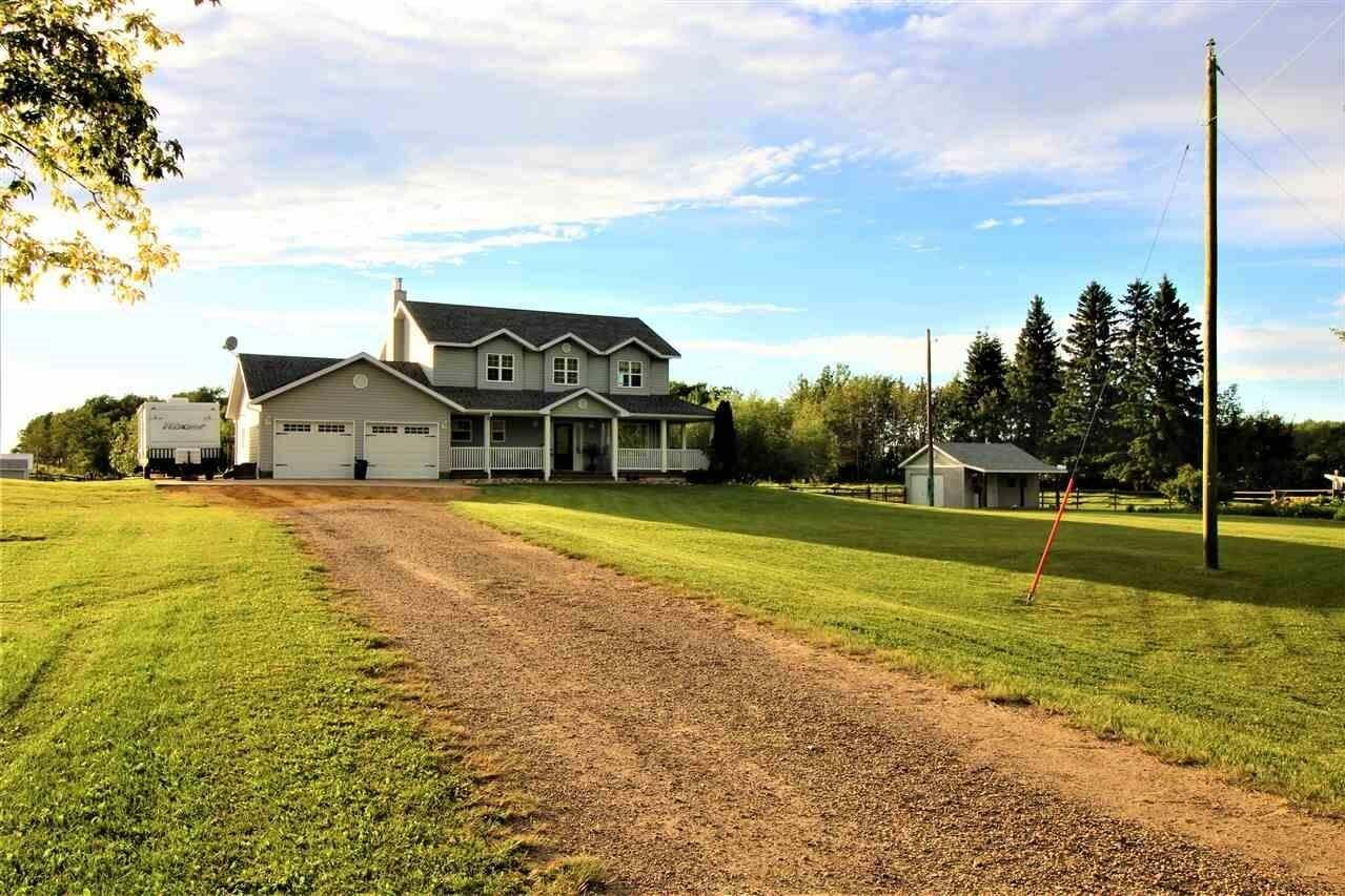House for sale at 902 3rd Ave Rural Camrose County Alberta - MLS: E4210727