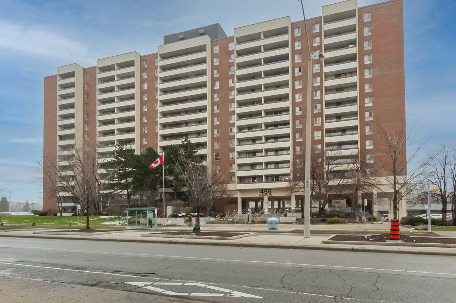 For Sale: 902 - 455 Sentinel Road, Toronto, ON | 2 Bed, 1 Bath Condo for $439900.00. See 33 photos!
