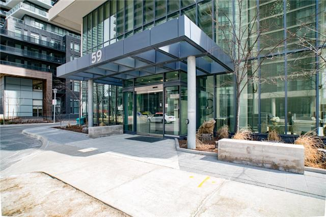 For Rent: 902 - 59 Annie Craig Drive, Toronto, ON | 1 Bed, 1 Bath Condo for $1,950. See 13 photos!