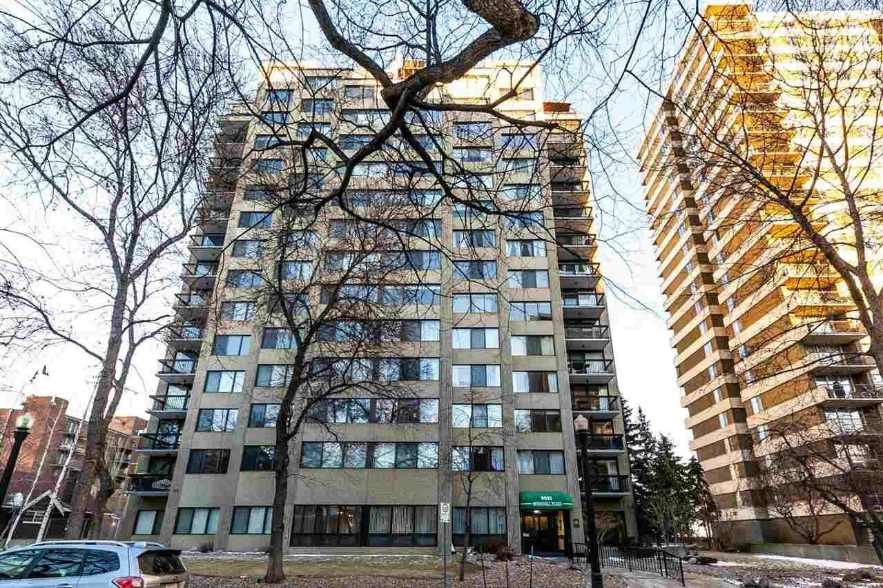 Condo for sale at 9921 104 St NW Unit 902 Edmonton Alberta - MLS: E4225398