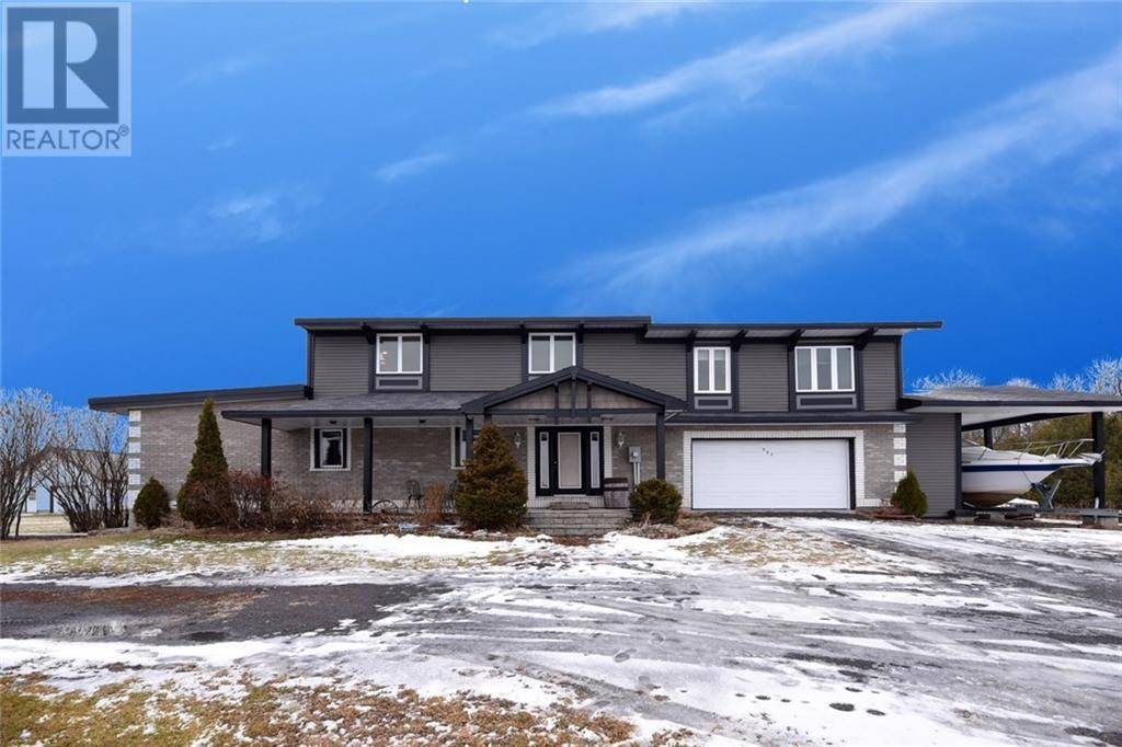 House for sale at 902 Concession 5 Rd Plantagenet Ontario - MLS: 1177834