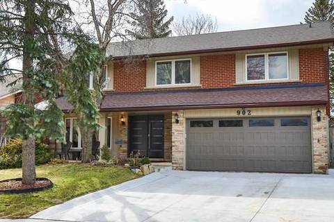 House for sale at 902 Runningbrook Dr Mississauga Ontario - MLS: W4580835