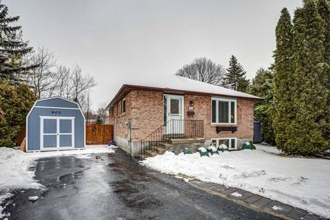 House for sale at 902 Tralee Ct Oshawa Ontario - MLS: E4697172