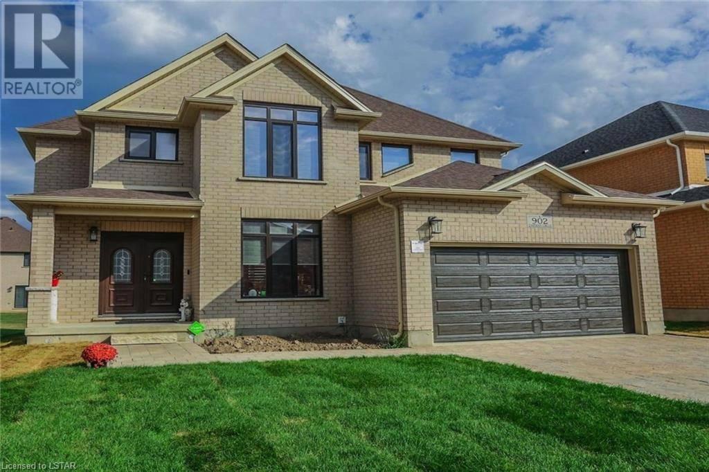 House for sale at 902 Zaifman Circ London Ontario - MLS: 220362
