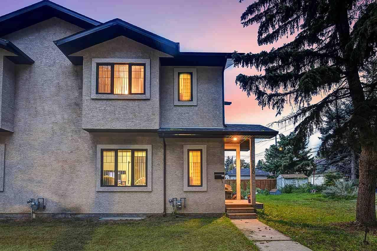 Townhouse for sale at 9020 90 Ave Nw Edmonton Alberta - MLS: E4172644