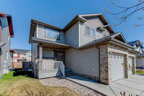 Townhouse for sale at 9027 Scott Cres Nw Edmonton Alberta - MLS: E4156048