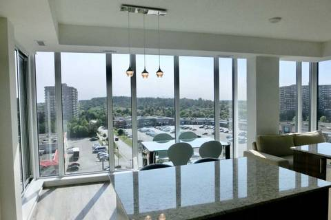 Apartment for rent at 9608 Yonge St Unit 902A Richmond Hill Ontario - MLS: N4513935