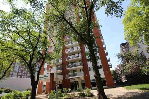 Condo for sale at 10150 117 St Nw Unit 903 Edmonton Alberta - MLS: E4155789