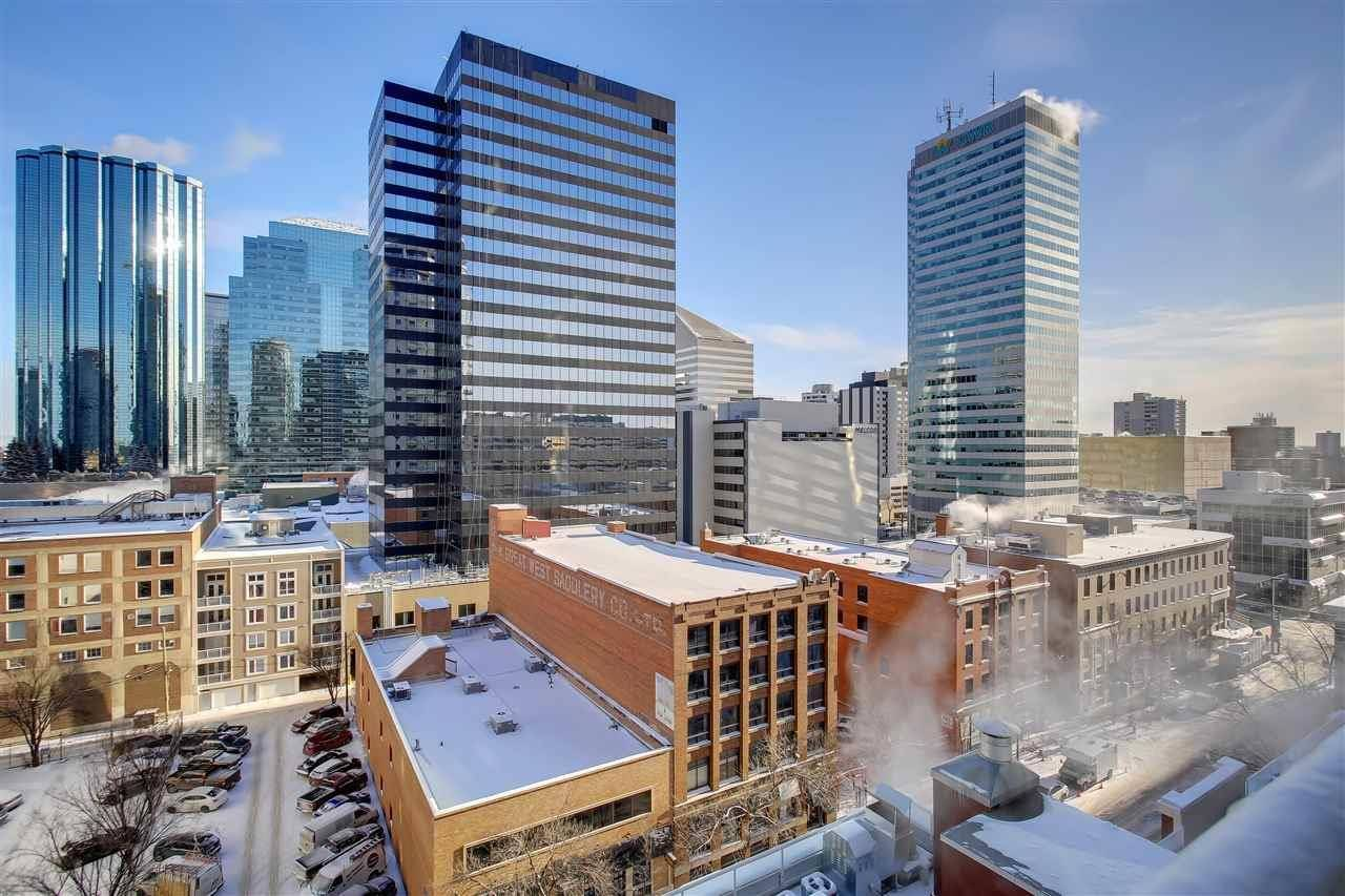 Condo for sale at 10152 104 St Nw Unit 903 Edmonton Alberta - MLS: E4184641