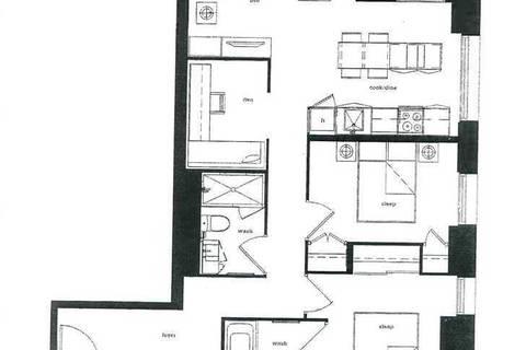 Apartment for rent at 12 Bonnycastle St Unit 903 Toronto Ontario - MLS: C4481717