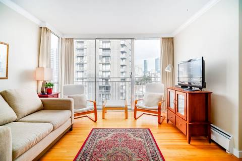 Condo for sale at 1250 Burnaby St Unit 903 Vancouver British Columbia - MLS: R2428356