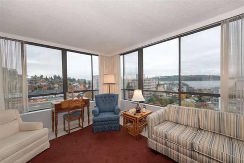 Condo for sale at 1412 Esquimalt Ave Unit 903 West Vancouver British Columbia - MLS: R2381320