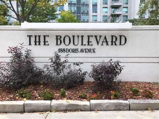 Condo For Sale At 188 Doris Ave Unit 903 Toronto Ontario