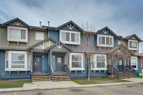 Townhouse for sale at 2066 Luxstone Blvd Southwest Unit 903 Airdrie Alberta - MLS: C4241245