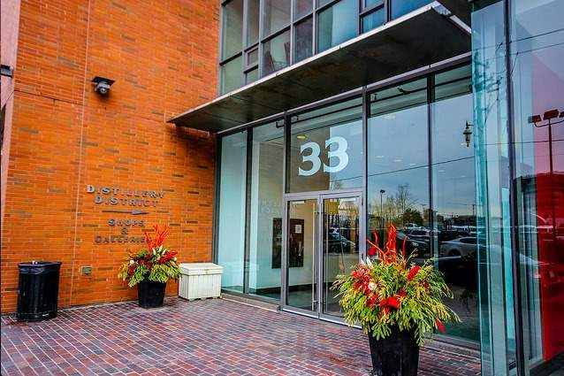 Sold: 903 - 33 Mill Street, Toronto, ON