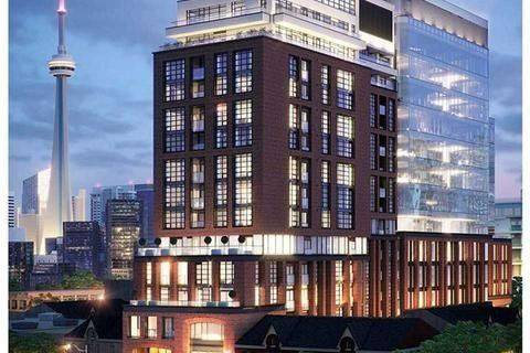 Apartment for rent at 501 Adelaide St Unit 903 Toronto Ontario - MLS: C4671373