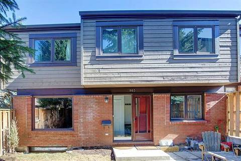 Townhouse for sale at 9803 24 St Southwest Unit 903 Calgary Alberta - MLS: C4235691
