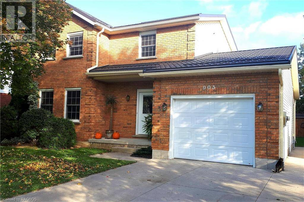 House for sale at 903 Parkwood Dr Port Elgin Ontario - MLS: 228984