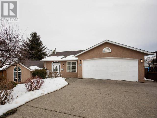 House for sale at 903 Pine Springs Rd Kamloops British Columbia - MLS: 155414
