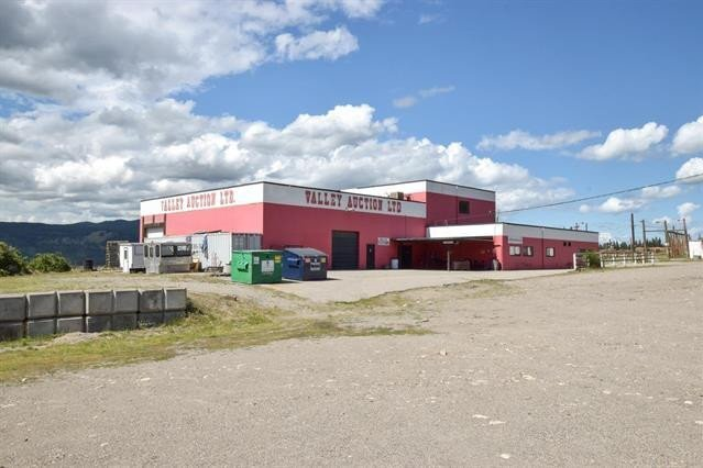 Commercial property for sale at 903 Raffan Rd Armstrong British Columbia - MLS: 10196466