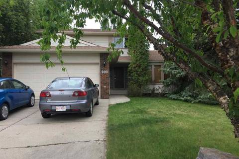 House for sale at 903 Rice Rd Nw Edmonton Alberta - MLS: E4160483