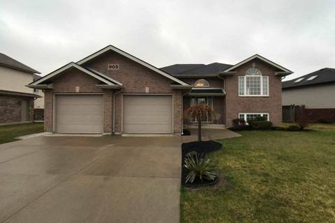 House for sale at 903 Westwood Dr Lakeshore Ontario - MLS: X4418648
