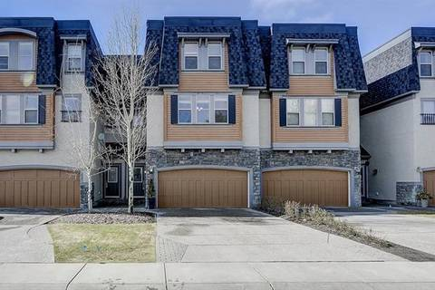 Townhouse for sale at 9033 Wentworth Ave Southwest Calgary Alberta - MLS: C4246114