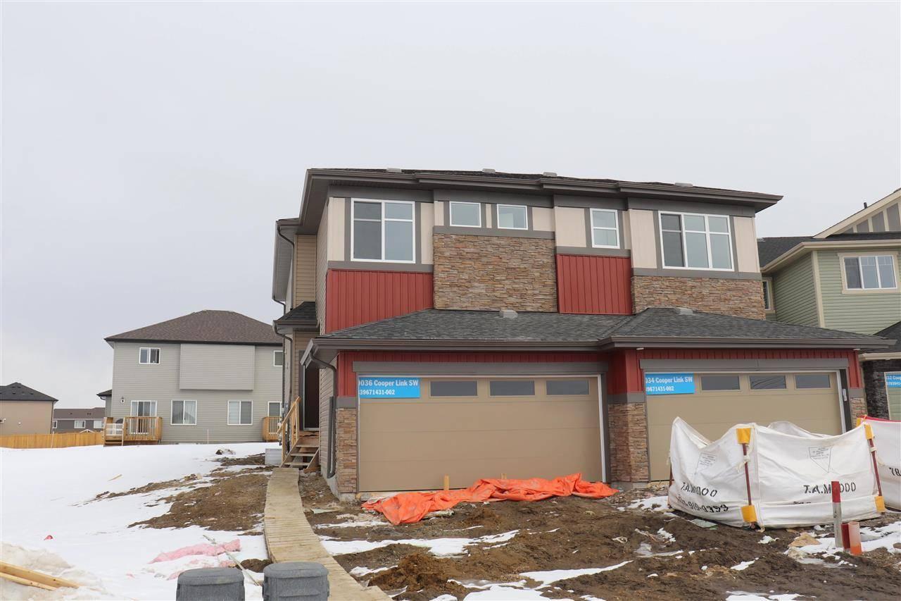 House for sale at 9036 Cooper Li Sw Edmonton Alberta - MLS: E4190820