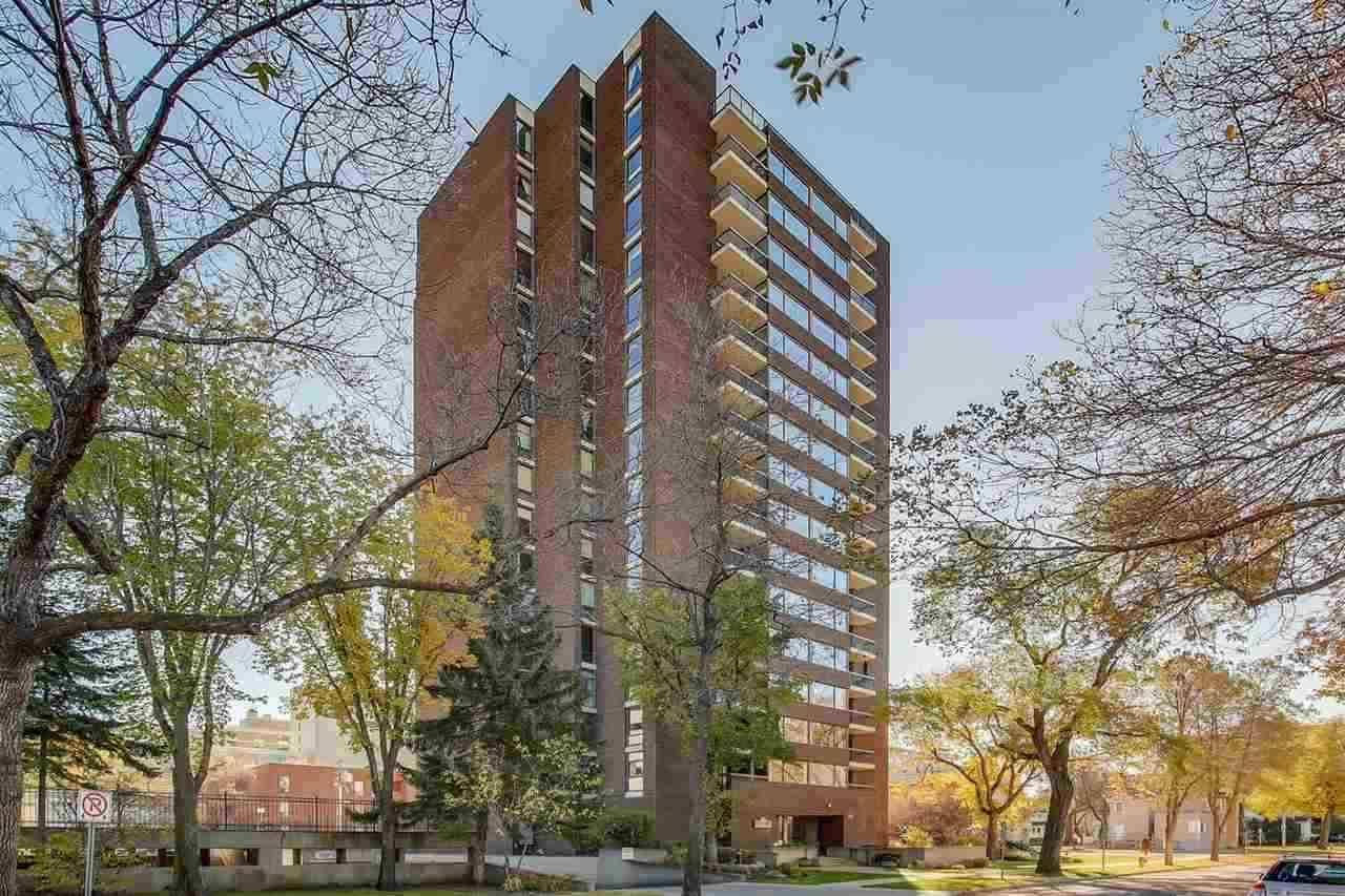 Condo for sale at 10025 113 St Nw Unit 904 Edmonton Alberta - MLS: E4184015