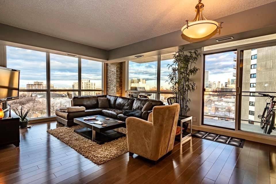 Condo for sale at 10046 117 St Nw Unit 904 Edmonton Alberta - MLS: E4191967