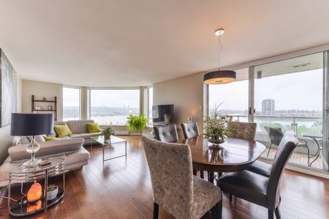 Condo for sale at 1045 Quayside Dr Unit 904 New Westminster British Columbia - MLS: R2370960