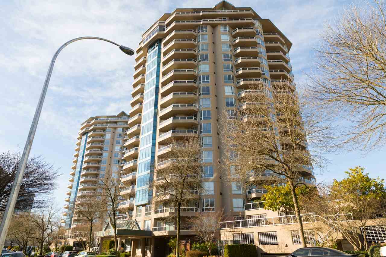 Sold: 904 - 1235 Quayside Drive, New Westminster, BC
