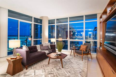 Condo for sale at 172 Victory Ship Wy Unit 904 North Vancouver British Columbia - MLS: R2408104