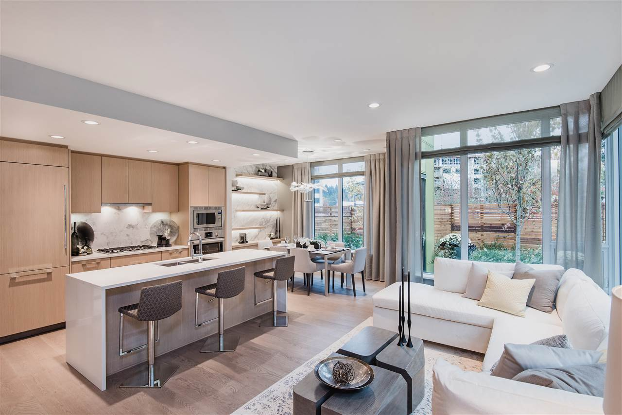 For Sale: 3533 Ross Drive, Vancouver, BC | 2 Bed, 2 Bath Condo for $1,308,800. See 11 photos!