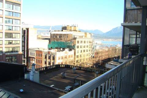 Condo for sale at 66 Cordova St W Unit 904 Vancouver British Columbia - MLS: R2438151